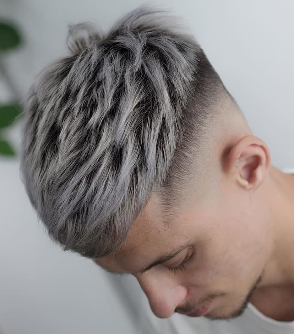 french crop fade 2019 | hair in 2019 | men hair color, short