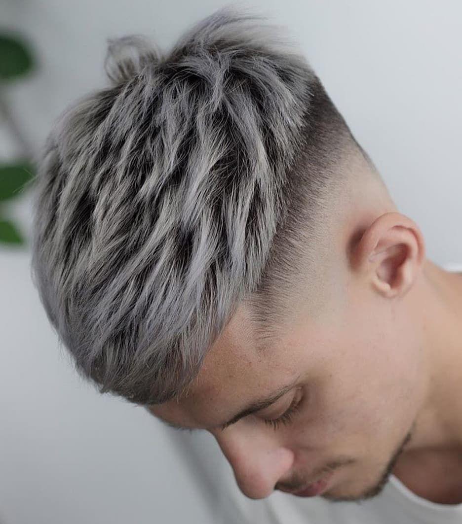 French Crop Fade 2019 Hair In 2019 Pinterest Hair Styles Hair