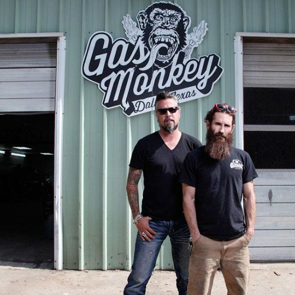 Aaron Kaufman Vs Richard Rawlings Heart Of Gas Monkey Garage Might Just Leave The Show Gas Monkey Gas Monkey Garage Monkey Garage