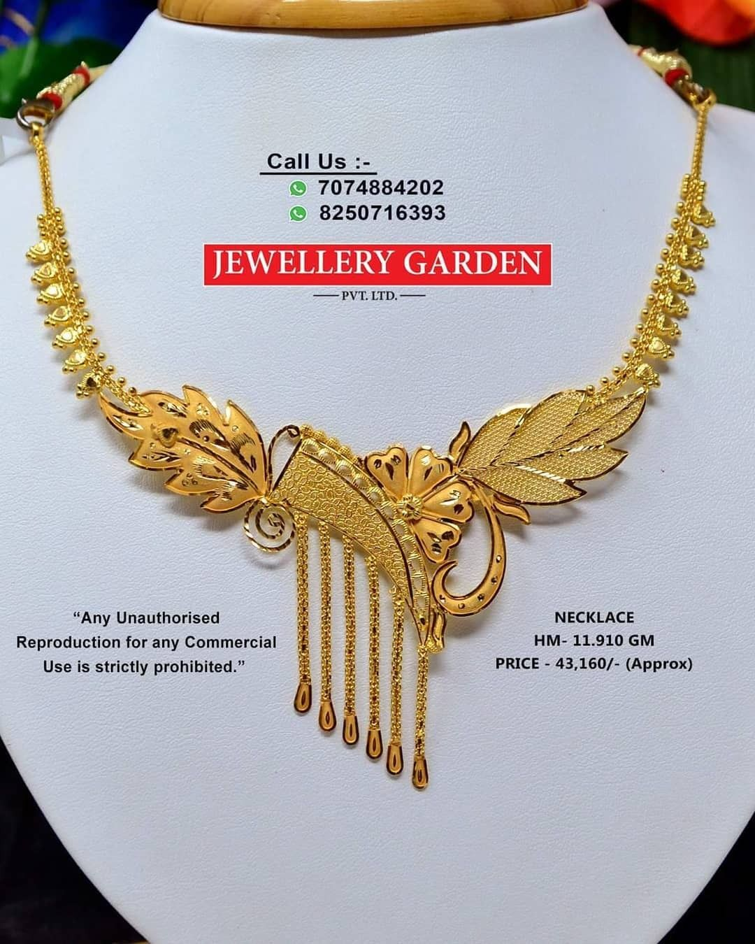 Latest Light Weight Gold Bridal Necklace Designs With Weight Price G Gold Bridal Necklace Bridal Necklace Designs Bridal Necklace