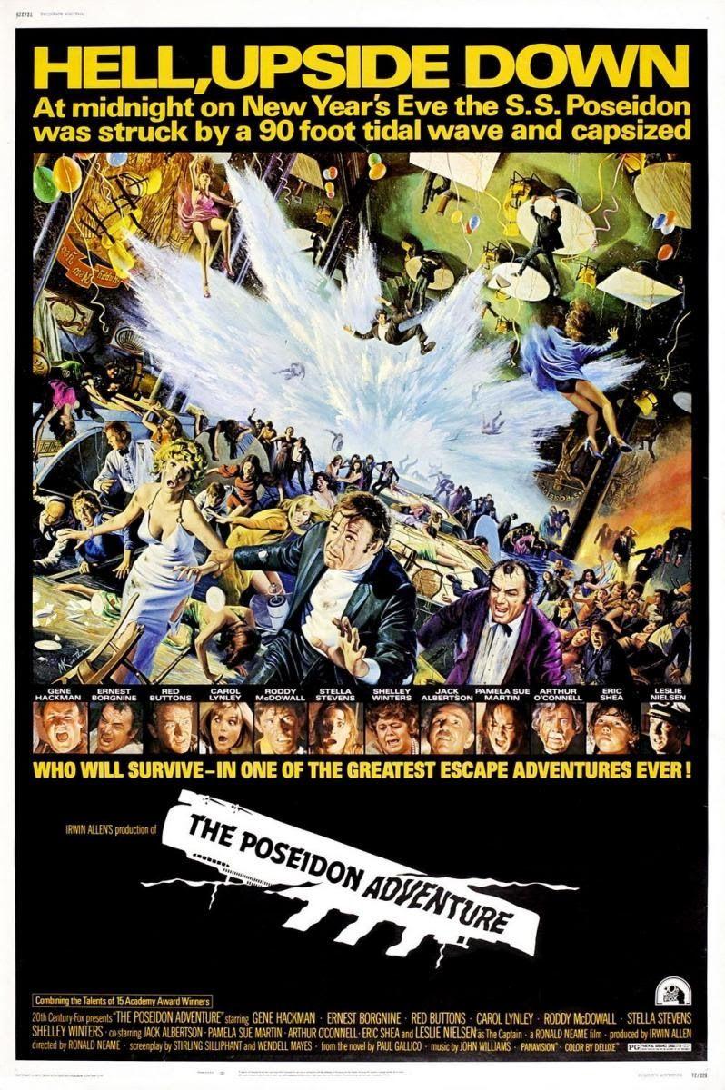 clasicofilm: La aventura del Poseidón (1972) HD-720