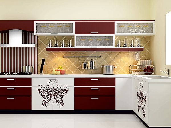 sunmica design for kitchens