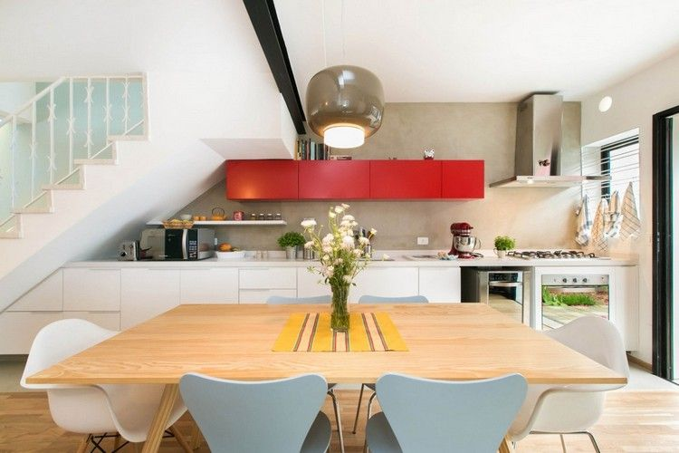 Welche Farbe für Küche 85 Ideen für Fronten und Wandfarbe - küche farben ideen