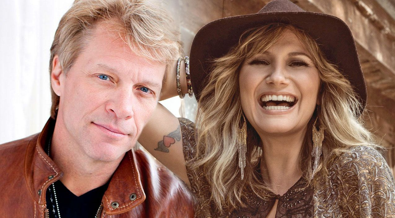 Bon Jovi And Jennifer Nettles Who Says You Can T Go Home