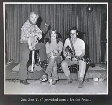 Image result for zz top high school