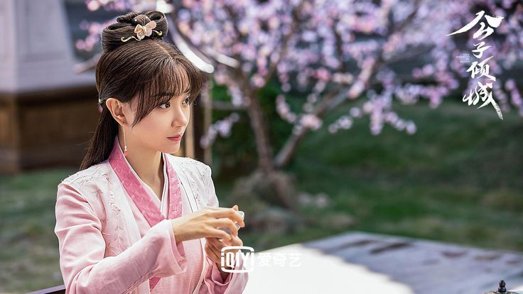 """Historical romance webdrama """"Your Sensibility My Destiny"""" releases new stills ahead of Sept 16 premiere on iQiyi"""