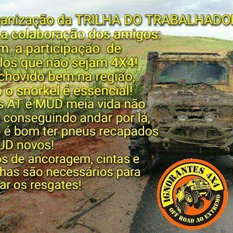 #trilhadotrabalhador #trilha #troller #suzuki #suzukeirosne #4x4 #equipeacabaostrossus #jipe #jeep
