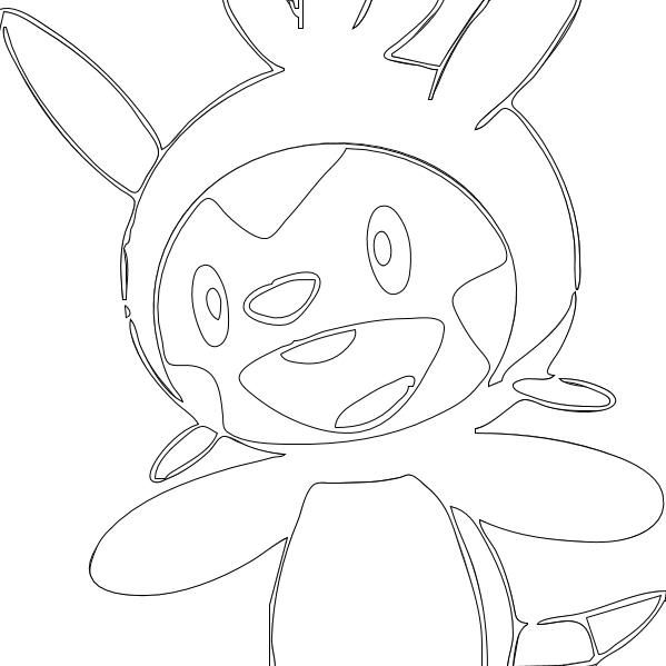 Kleurplaat Chespin Pokemon X And Y Pokemon Coloring Pages Pokemon X And Y