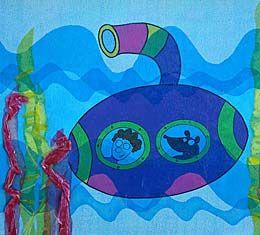 Aquafilm pinzellets tablero 01 manualidades acuario y proyectos - Manualidades art attack ...