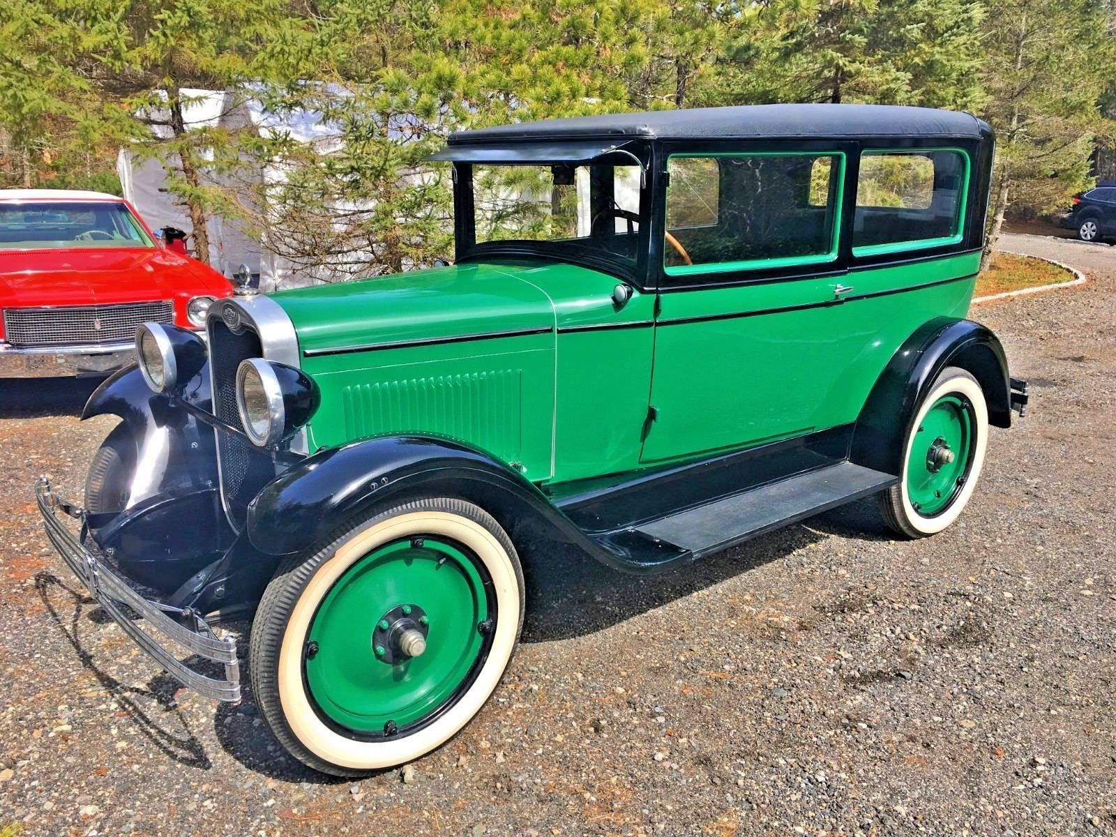 1928 Chevrolet National AB. Recently restored. Ideal Wedding or ...