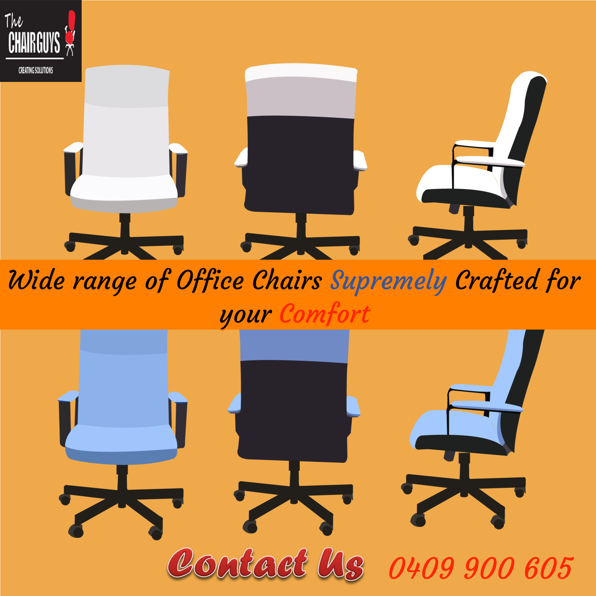Surprising We Offer A Wide Range Of Office Chairs In Canberra From Well Evergreenethics Interior Chair Design Evergreenethicsorg