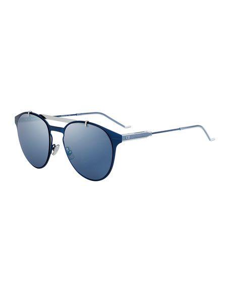 e697c1f8ea1 DIOR Men S Metal Pilot Sunglasses
