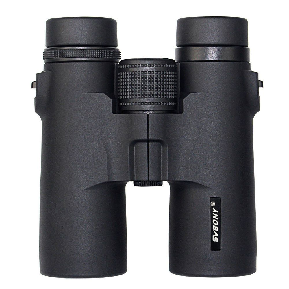 Svbony 10x42 Black Telescope Hiking Binoculars Green Coated Lenses Roof Prism Binoculars Binoculars For Kids Telescope