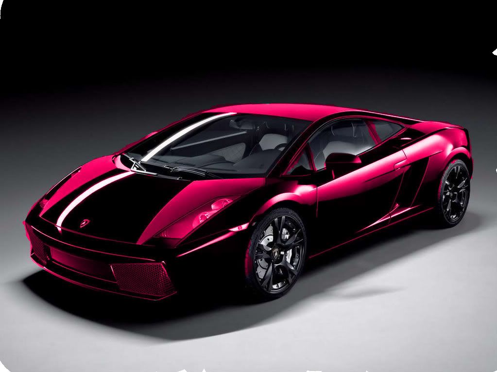 one of my 4th graders told me she wants a pink lamborghini this exact one