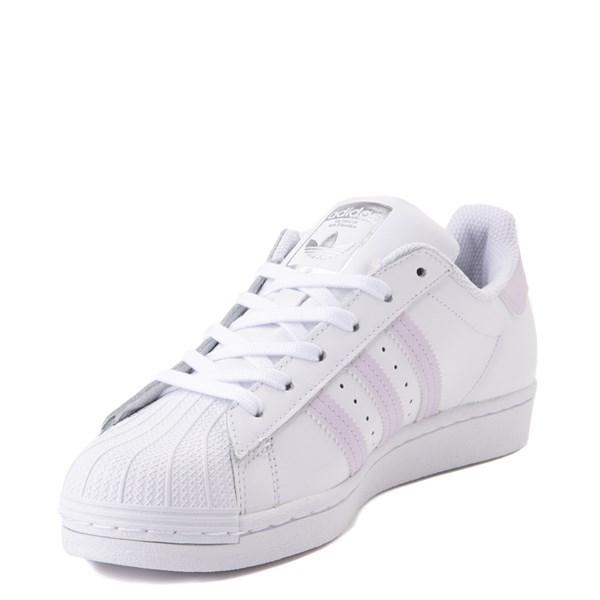 white adidas journeys