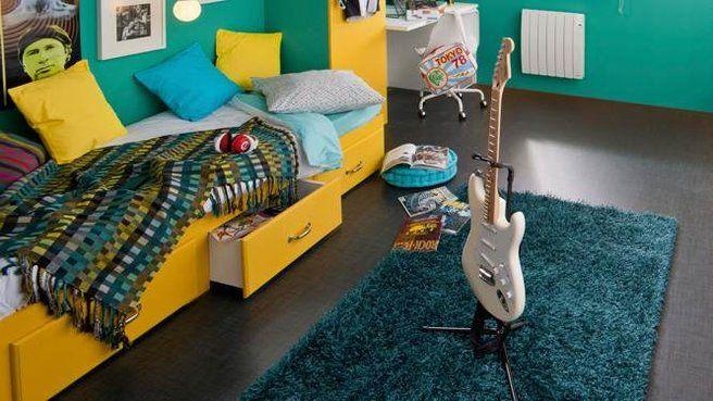 10 id es pour rendre la chambre d ado plus chaleureuse chambre ado ado et chambres. Black Bedroom Furniture Sets. Home Design Ideas