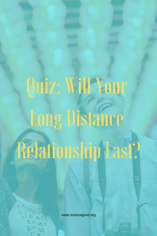 Long distance online dating advice
