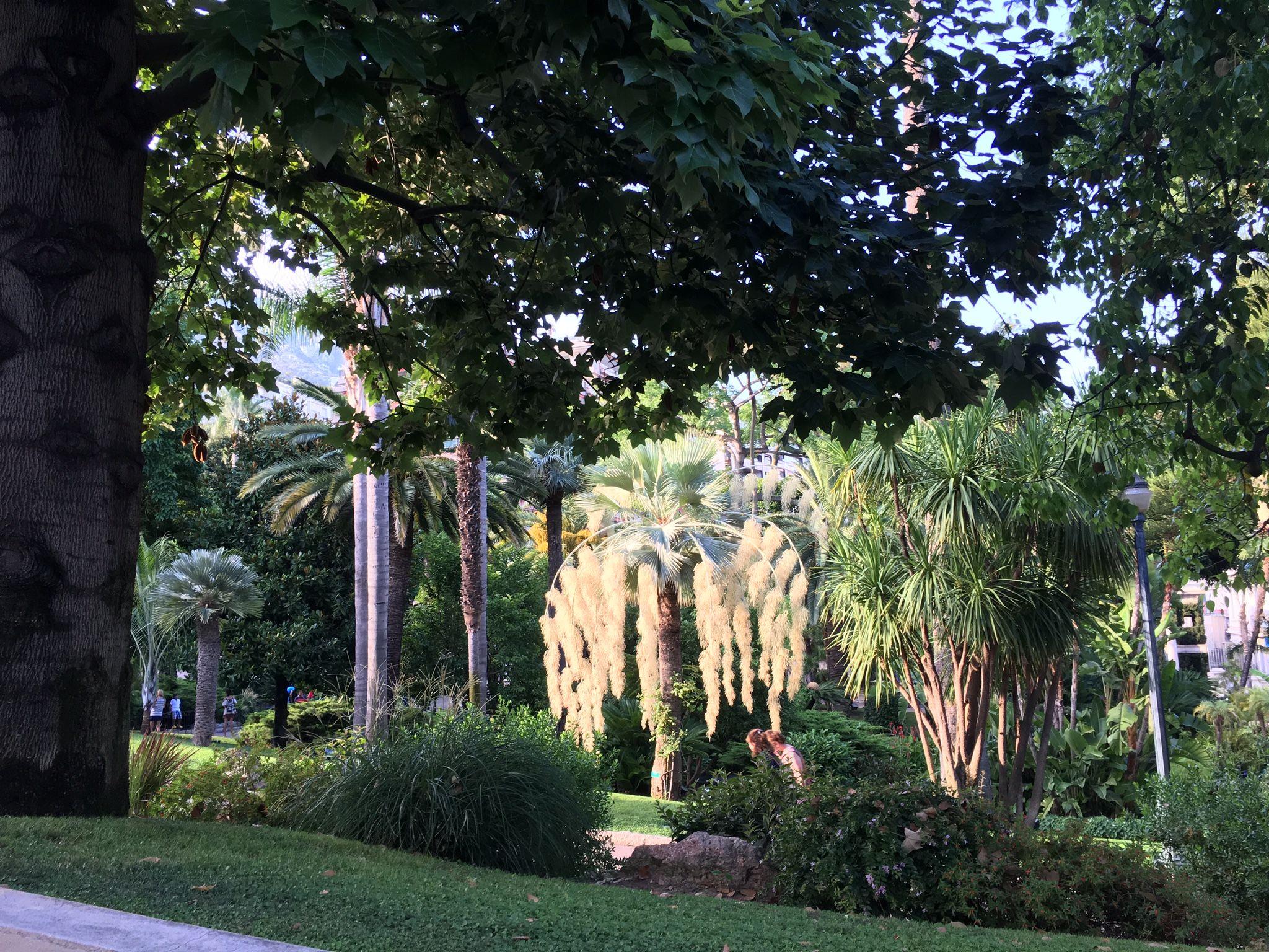 Monaco park
