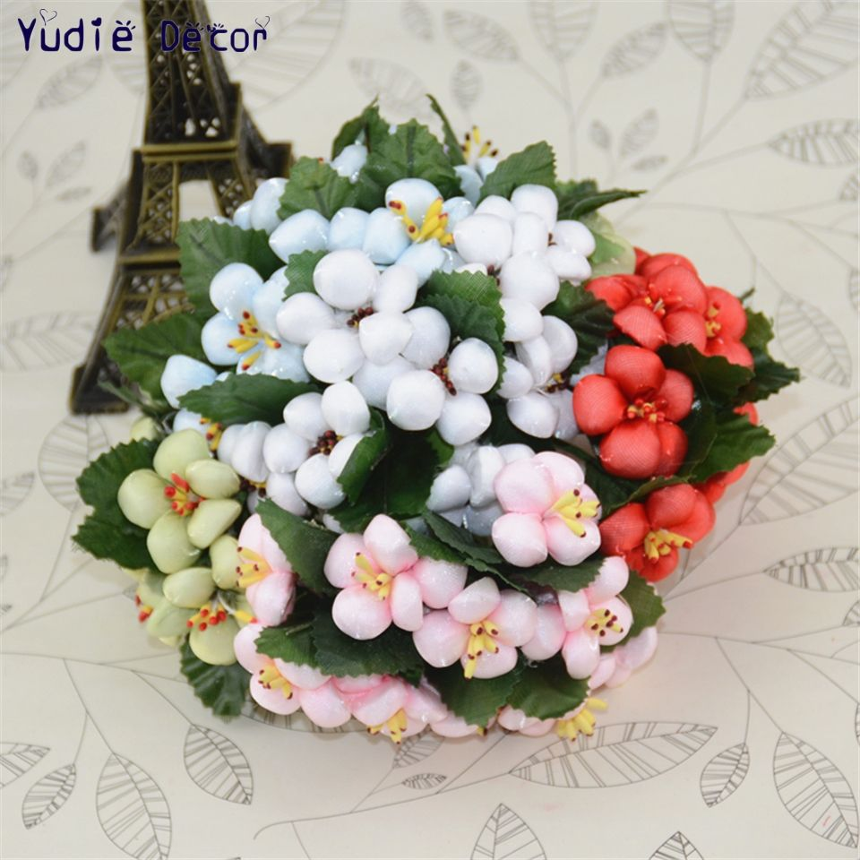 Cheap artificial flowers buy quality flowers for directly from cheap artificial flowers buy quality flowers for directly from china bouquet artificial flowers suppliers 10pcslot fragrant cotton cloth bouquet izmirmasajfo