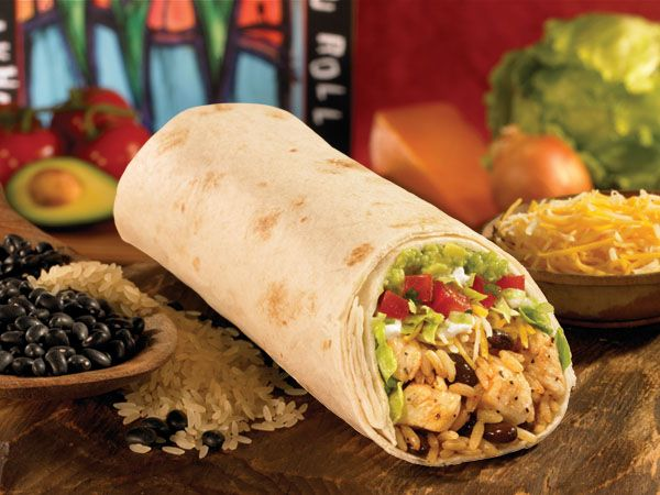 Moe S Southwest Grill Introduces Whole Grain Tortilla Food Mexican Food Recipes Vegan Dishes