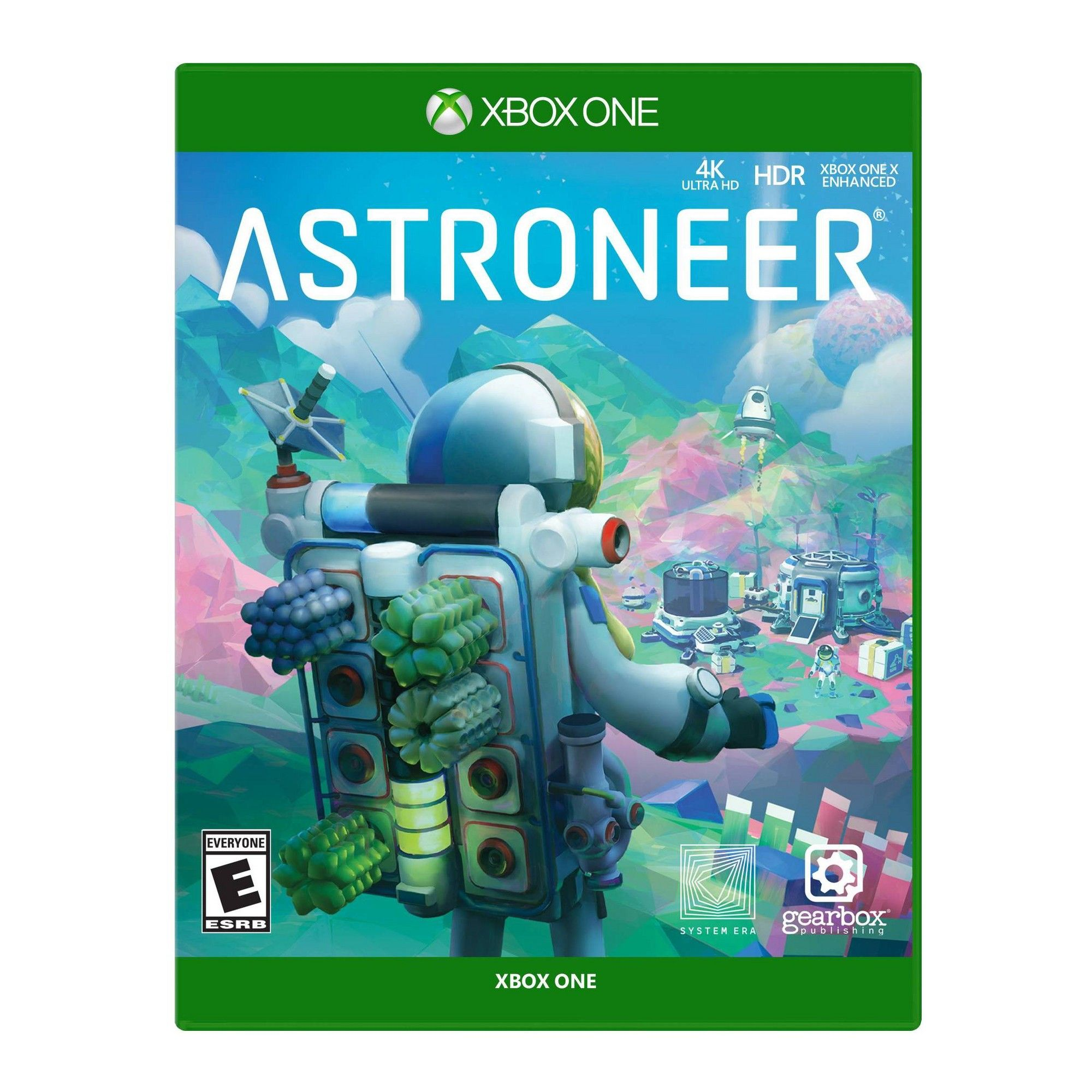 Astroneer Xbox One, video games Xbox one, Ps4 games