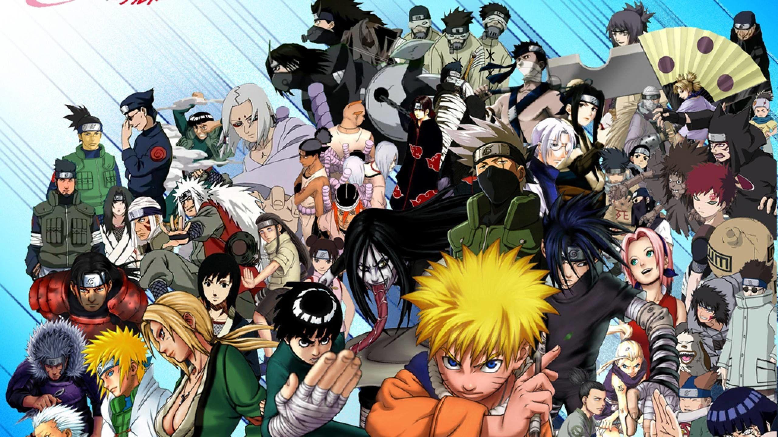 2560x1440 Naruto 25718 Naruto Papeis De Parede 2560x1440