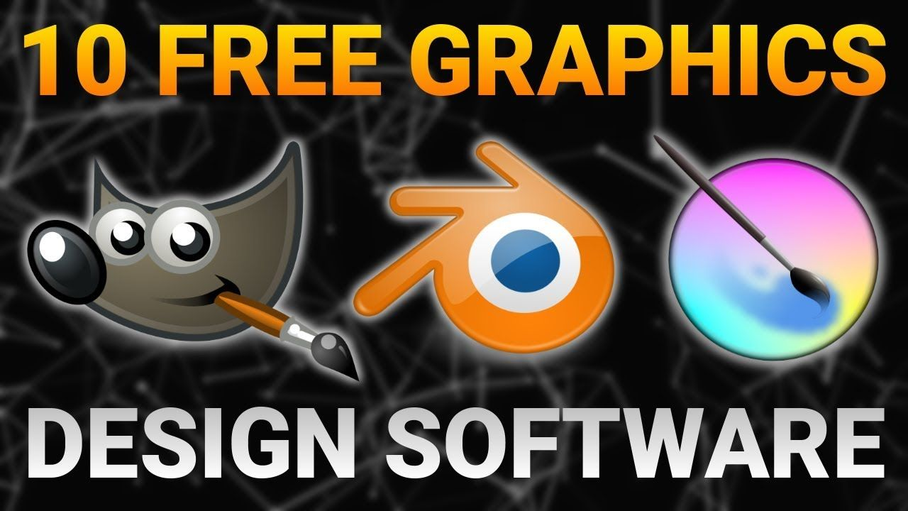 Top 10 Best Free Graphics Design Software 2018 The Best Free Graphics Software For Photo Online Graphic Design Course Online Graphic Design Online Web Design