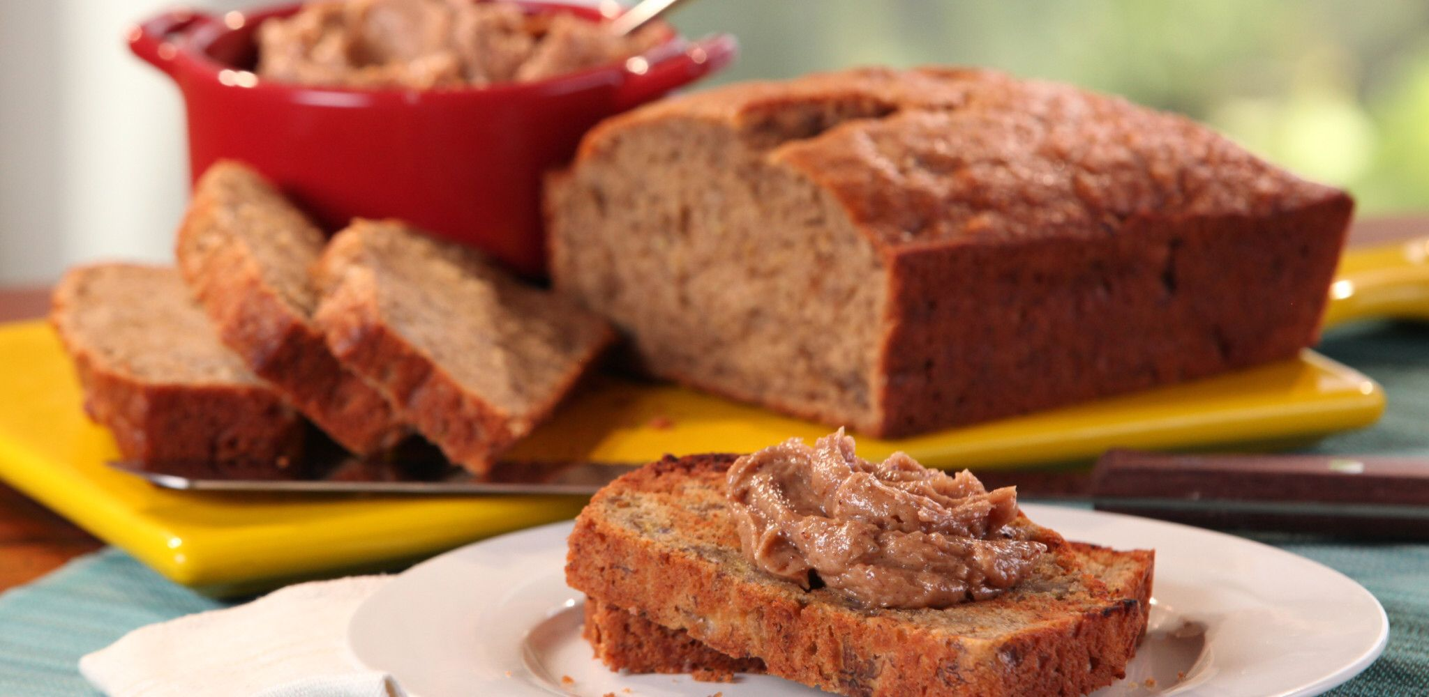 Check out banana bread with vanilla bean pecan butter its so banana bread with vanilla bean pecan butter forumfinder Images