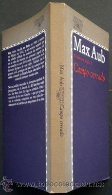 El laberinto mágico / Max Aub. -- 4 ed.. -- Madrid : Alfaguara, 1982