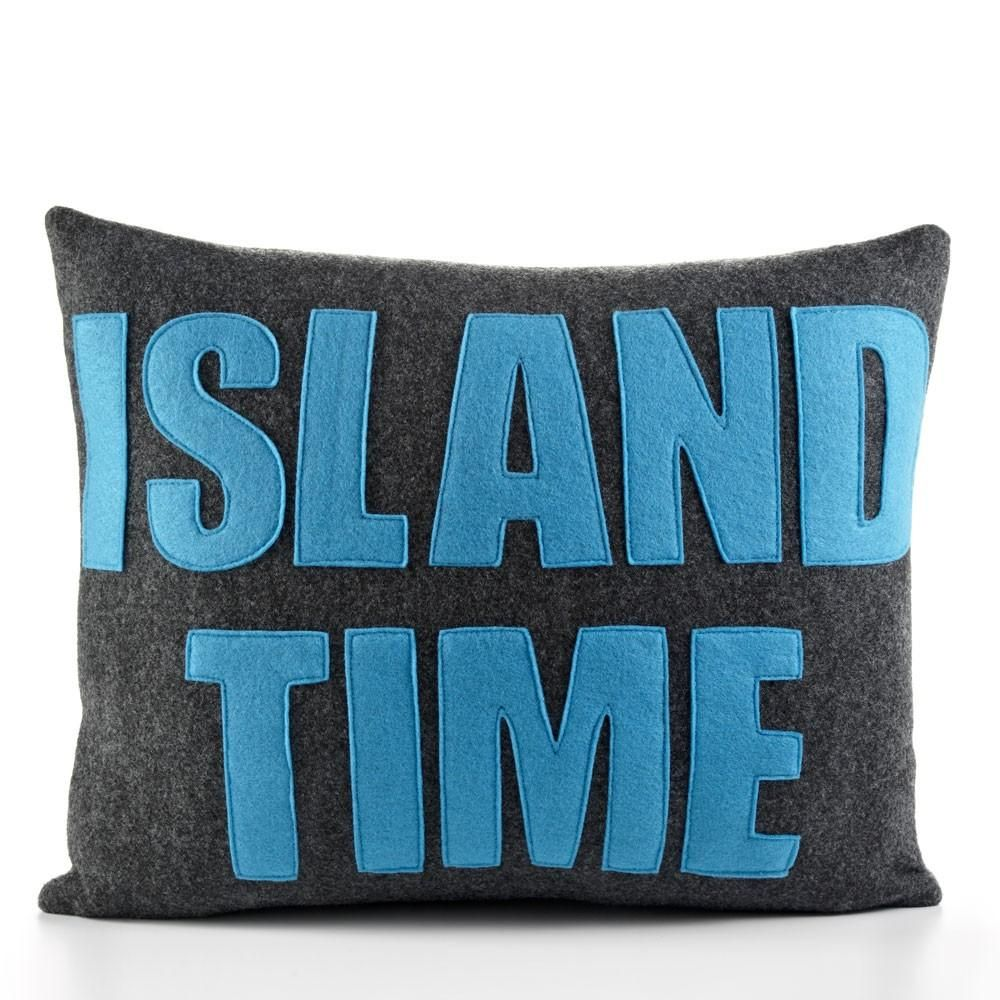 Pillow Dimensions 14 X18 Approx Recycled Polyester Fill Insert Included The Felt That I Use Is Made From 100 Percent Post Consu Modern Decorative Pillows Modern Throw Pillows Pillows