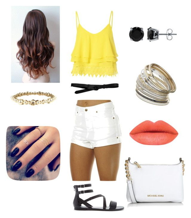 """""""summer"""" by xgreenivyx on Polyvore featuring Glamorous, Zulu & Zephyr, Forever 21, Lowie, Miss Selfridge, Chanel, BERRICLE, Lottie and Michael Kors"""