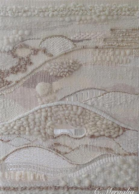 Aventures Textiles J Ai Suivi Des Cours De Tapisserie Contemporaine