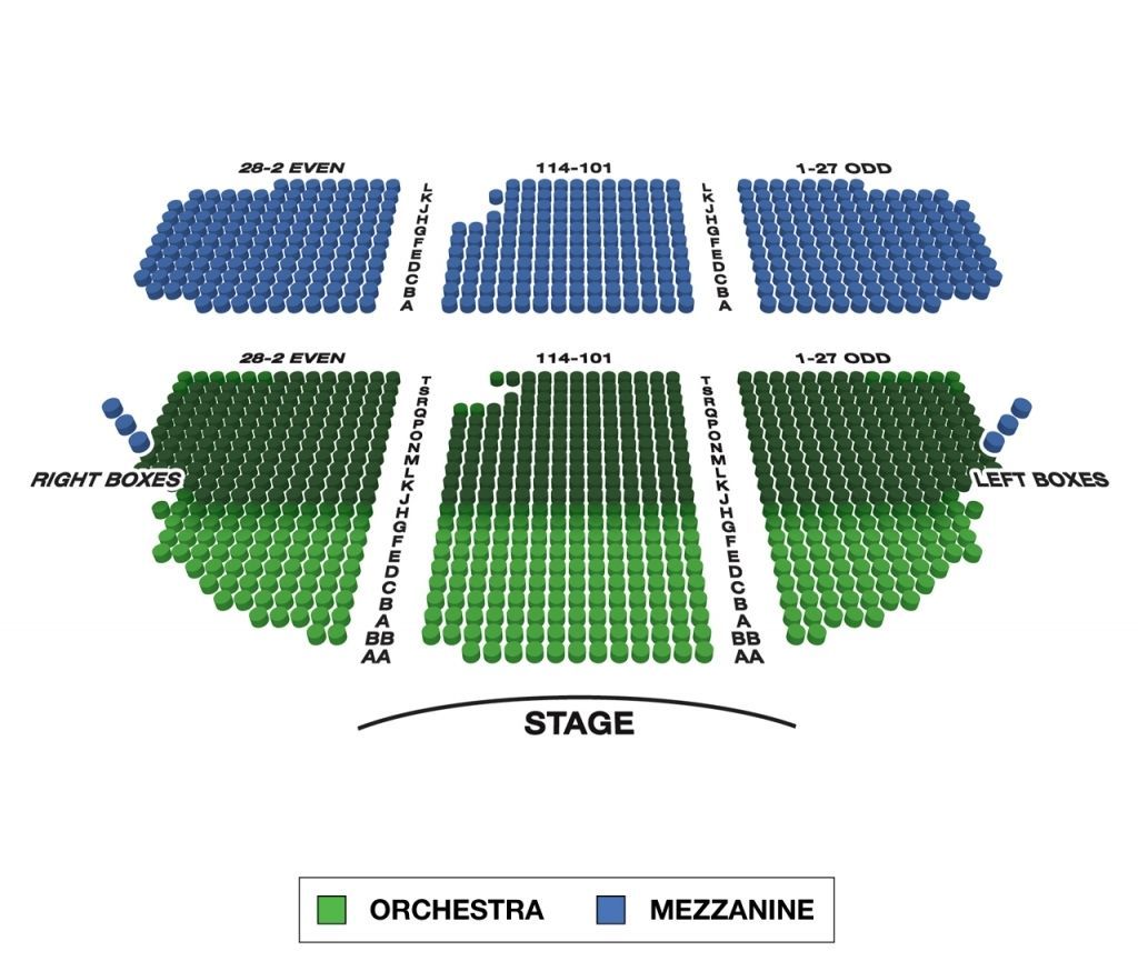 The Most Amazing Along With Gorgeous Broadhurst Theatre Seating Chart Theater Seating Seating Charts Floor Layout
