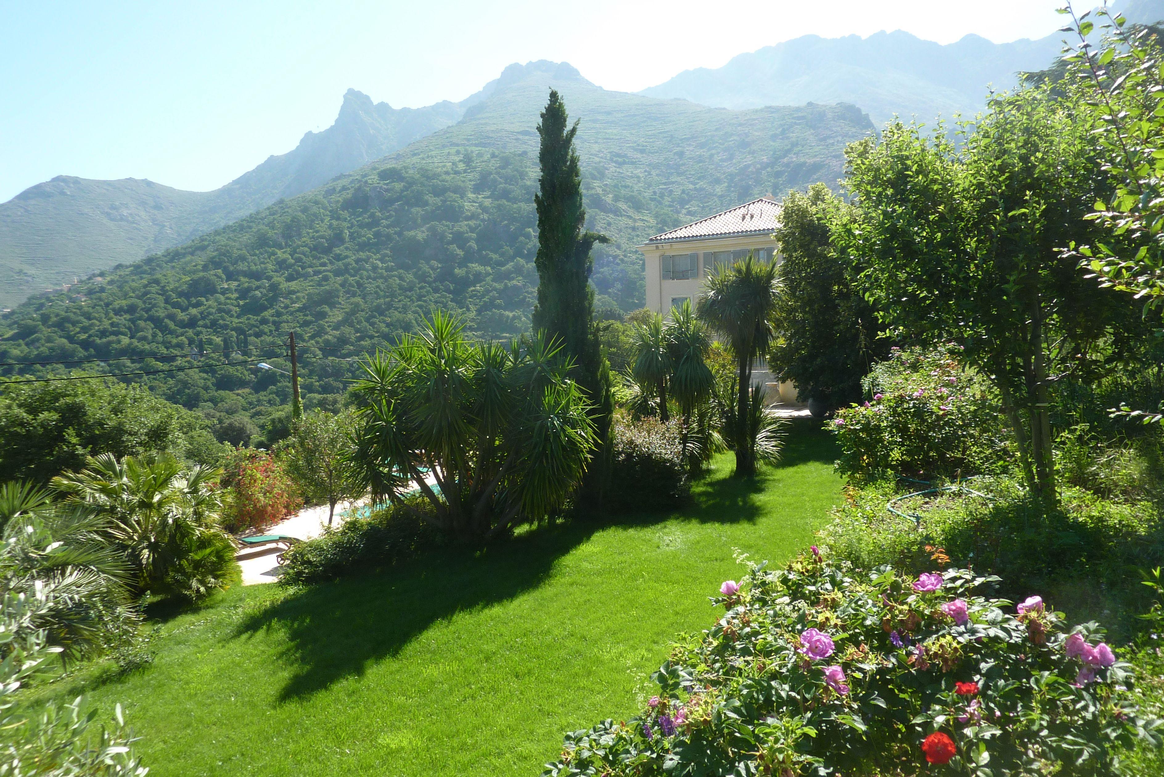 Hotel Mare E Monti Balagne Hotel De Charme Ile Rousse Hotel Calvi