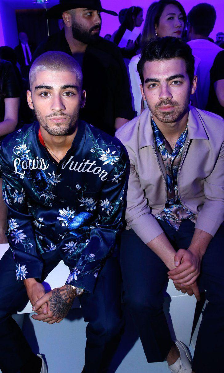 "Joe Jonas Opens Up About Gigi Hadid and Zayn Malik: ""She Moved On So Quickly"""