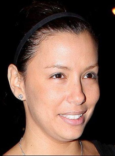 Eva Longoria No Makeup: See the Desperate Housewives Star ...