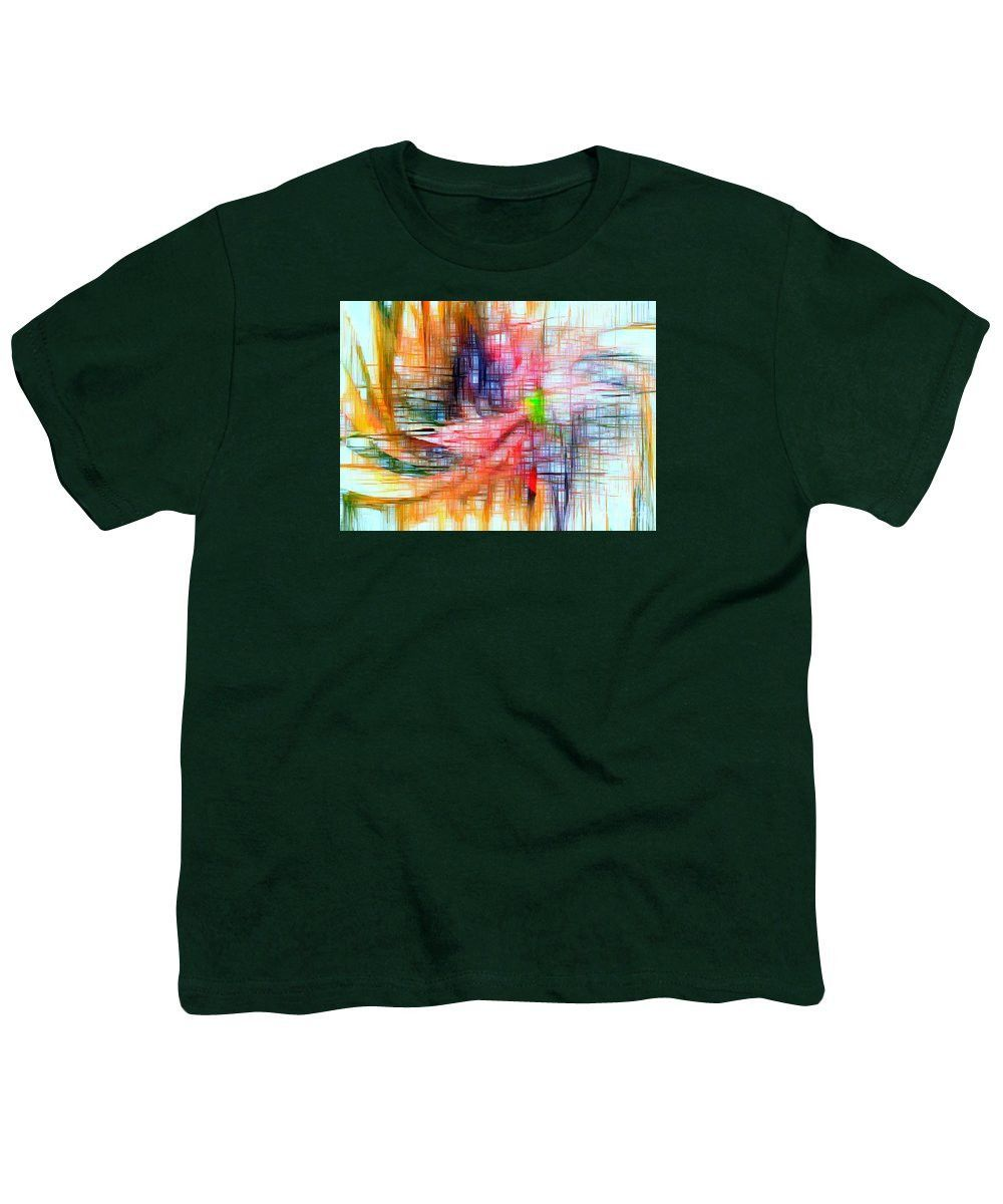 Youth T-Shirt - Abstract 9586