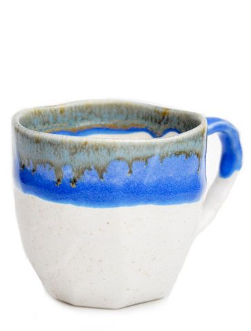 Faceted Mountain Mug