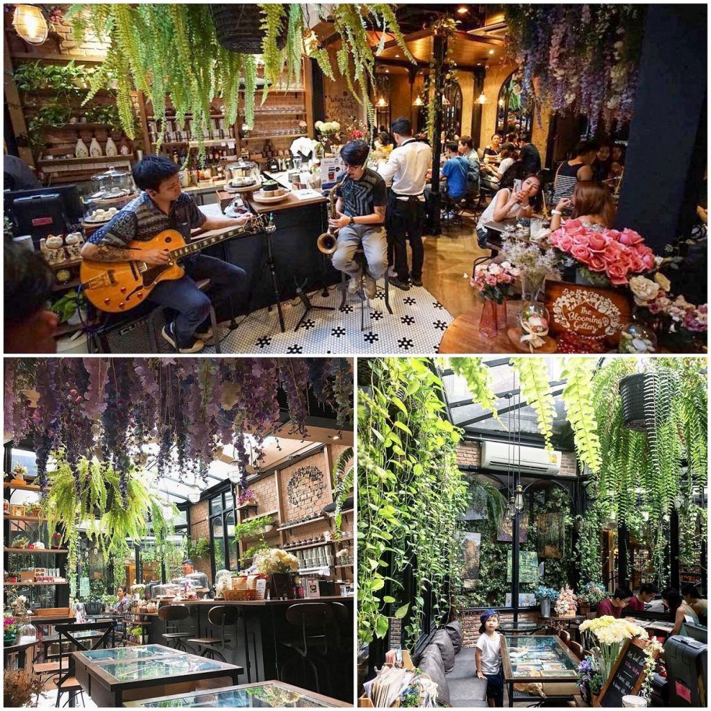 19 enchanted forest and garden cafes to dine at in Bangkok