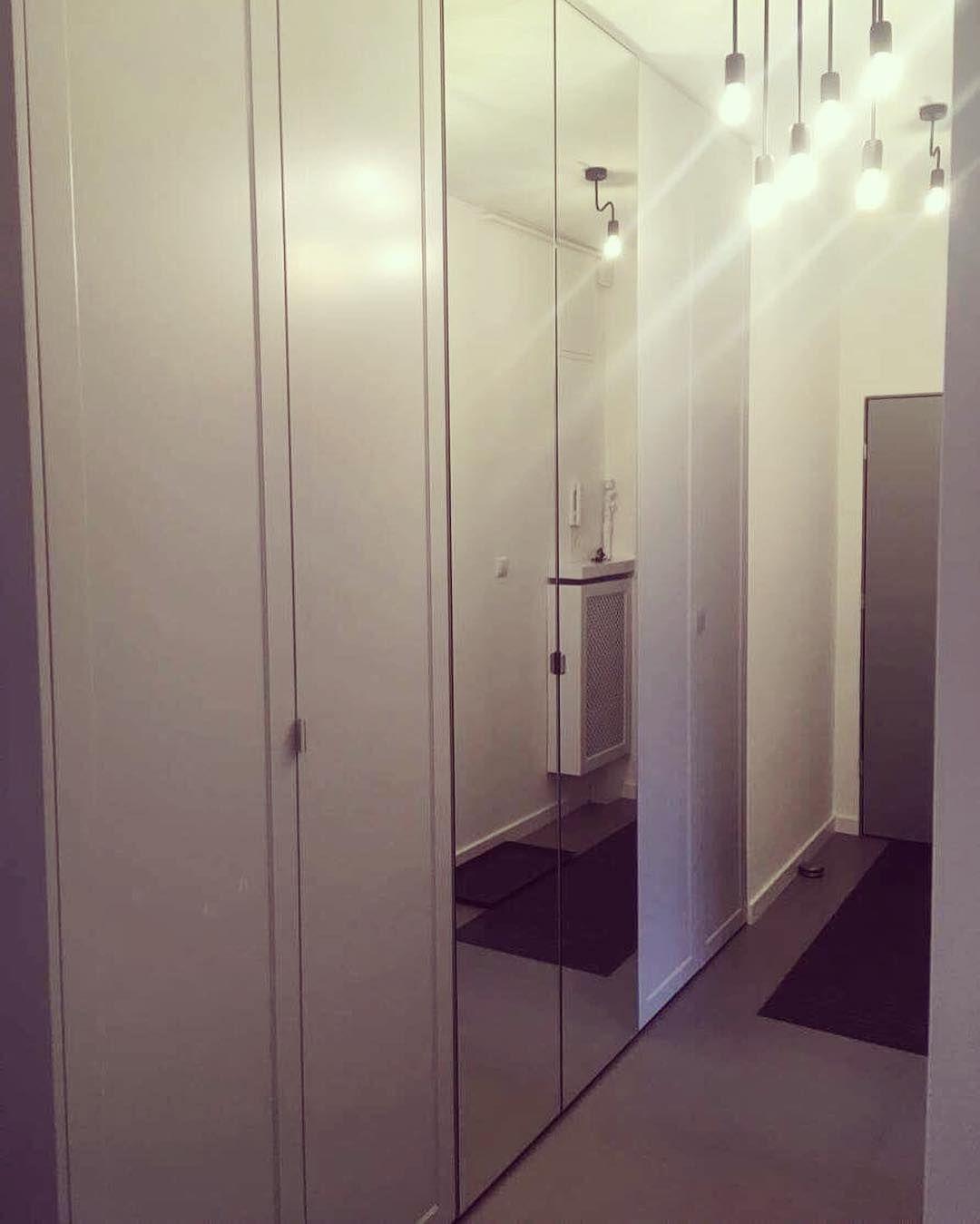 Szafa Wardrobe Garderoba Garderob Lustra Mirrors