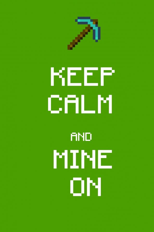11 Unique Minecraft Iphone Wallpaper 4k In 2020 Keep Calm Images Keep Calm Quotes Minecraft Wallpaper