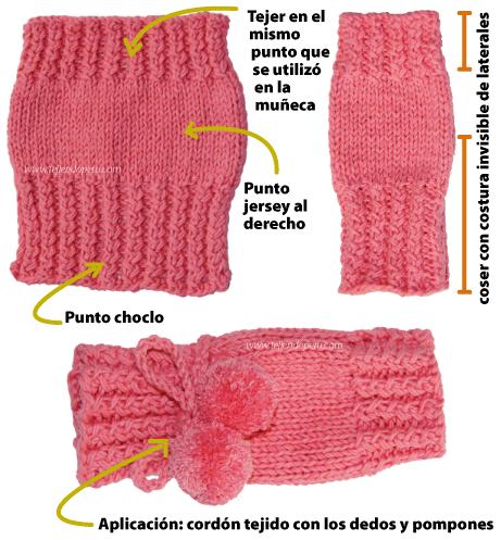Resultado de imagen para tejiendo peru puntos a dos agujas para bebe ...