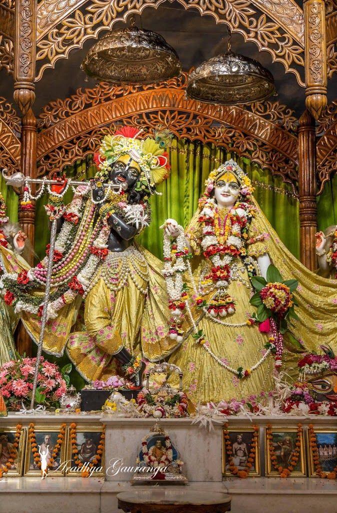 ISKCON Mayapur Deity Darshan 11 May 2017 (28) | Shri Krishna in 2019