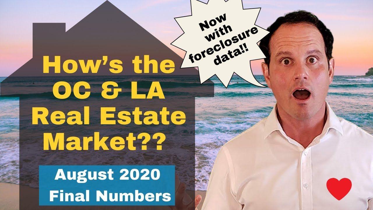 Los Angeles & Orange County Housing Market Update w
