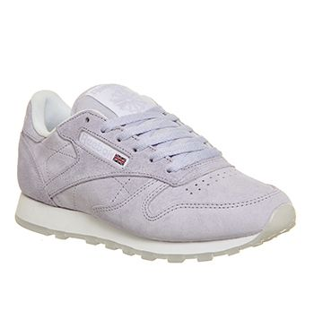 2dc20c0597f771 Reebok Classic Leather Lucid Lilac Exclusive - Hers trainers
