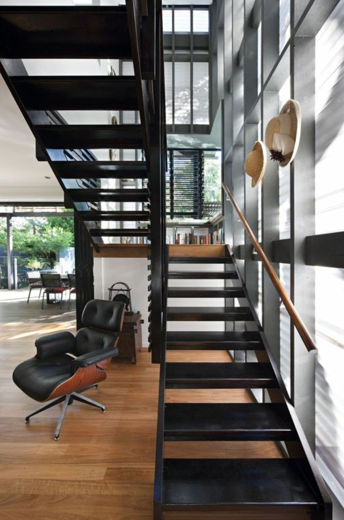 Le Industrial Design 1001 idées pour un escalier design les intérieurs inspiration