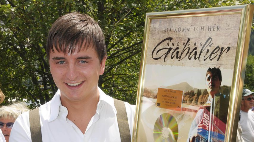 Buhnenjubilaum So Sah Andreas Gabalier Vor Zehn Jahren Aus Gabalier Andreas Jubilaum