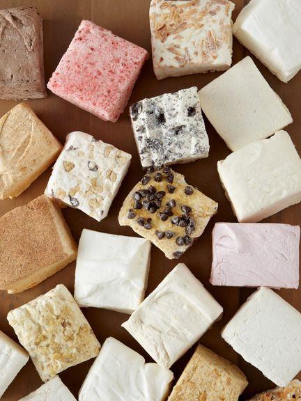 240sweet Artisan Marshmallows - Twenty-One Marshmallow Flavors!
