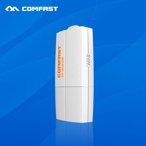 Comfast CF-WU835P 2.4GHz 802.11b//g//n 300Mbps USB Wireless Wi-Fi Network Adapter