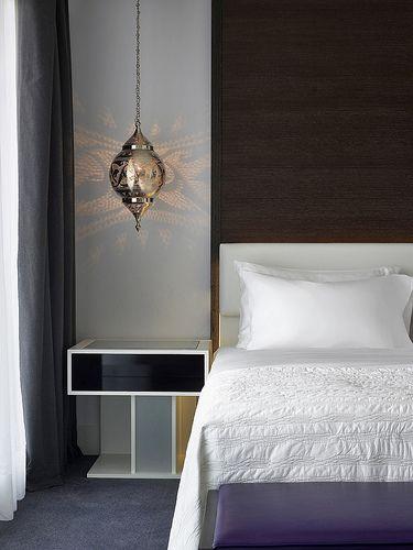 Le M 233 Ridien Istanbul Etiler Junior Suite Bedroom Detail